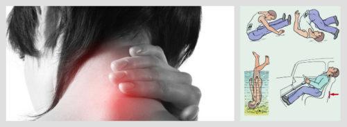 Травмы мозга и вывих шейных позвонков thumbnail