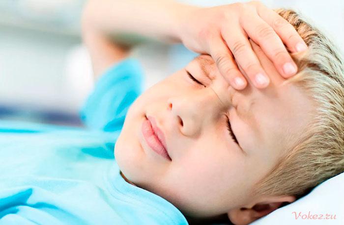 Сотрясение головного мозга у детей. Симптомы и признаки сотрясения мозга